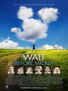 Filme Walt Antes Do Mickey